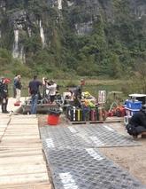 Le film américain Kong : Skull Island tourné à Ninh Binh