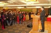 Les diasporas vietnamiennes en R. de Corée et en R. tchèque fêtent le Têt du Singe