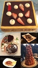 La pâtisserie française à l'heure vietnamienne