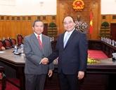 Vietnam et Laos renforcent leur coopération dans les sciences et les technologies