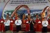 Kiên Giang lance quatre projets importants
