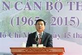 L'Institut de formation des cadres politiques de Hô Chi Minh-Ville fête ses 50 ans