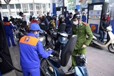 La première hausse des carburants de l'année