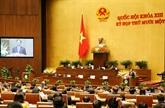 Rapports de bilan des activités de l'État, de l'Assemblée nationale et du gouvernement