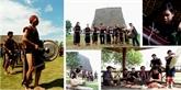 Diverses activités de la fête de mars - Futaie du Tây Nguyên