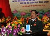 Échange d'amitié de la défense frontalière Vietnam - Chine