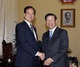 Les relations de coopération Vietnam - Laos sont importantes et prometteuses