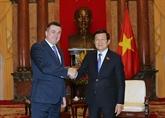 Renforcement de la coopération entre le Vietnam et le Kraï du Primorie (Russie)