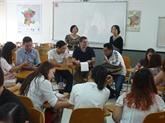 Un séminaire au Vietnam pour des étudiants montpelliérains