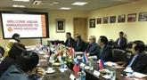 Promotion des relations ASEAN - Russie