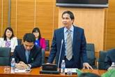 Formation sur l'archivage pour des cadres cambodgiens