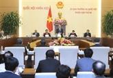 Ouverture de la 46e session de la Permanence de l'Assemblée nationale