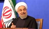 Rohani promet une année meilleure après l'accord nucléaire