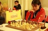 Ouverture du tournoi international d'échecs HDBank àHô Chi Minh-Ville