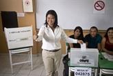 Présidentielle au Pérou : Keiko Fujimori en tête du premier tour