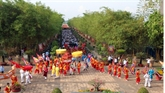 Fête du temple des rois fondateurs Hùng