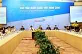 Promotion des exportations dans le processus d'intégration internationale