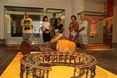 Le Musée d'ethnographie reçoit le titre de musée le plus attrayant du Vietnam en 2015