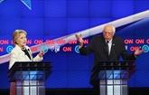 Clinton et Sanders s'affrontent à New York avant les primaires de New York
