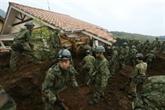 Séismes au Japon : dernières tentatives pour retrouver des survivants