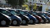 États-Unis : marché auto toujours solide en mars mais l'essoufflement guette