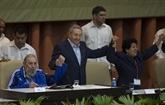 Le Parti communiste de Cuba élit son nouvel Comité central et sa direction