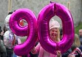 Le Royaume-Uni célèbre les 90 ans de sa reine