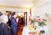 Les rois fondateurs Hùng honorés aussi au Canada
