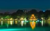 Le message de lacs de Hanoi