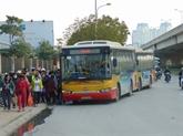 Une ligne de bus 100% confort relie la gare de Hanoi à l'aéroport de Nôi Bài