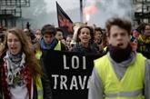 Violents affrontements en marge des défilés contre la loi travail