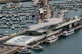 La gare maritime de Salerne conçue par Zaha Hadid ouverte au public