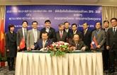 Vietnam et Laos resserrent leur coopération dans la finance