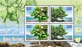 Émission d'un ensemble de timbres sur un arbre emblématique de Truong Sa