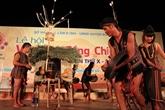 La fête de la culture des gongs à Lâm Dông
