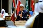 À Bagdad, Kerry promet de faire monter la pression sur l'EI