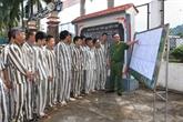 Près de 20.000 prisonniers bénéficient d'une remise de peine