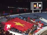 Football : de Hàng Dây à My Dinh, à Hanoi