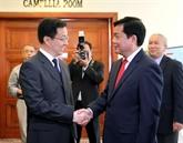 Vietnam-Chine : Hô Chi Minh-Ville et Shanghai intensifient leur coopération