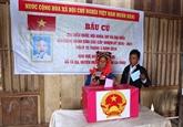 Élections anticipées dans la province mongtagneuse de Lai Châu