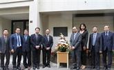 Le 126e anniversaire de la naissance du Président Hô Chi Minh célébré en France