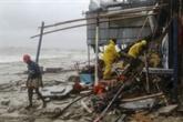 Un cyclone fait vingt morts et 500.000 déplacés