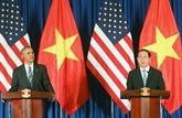 Déclaration commune Vietnam - États-Unis