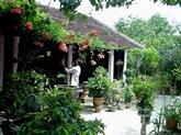 Propos sur la maison traditionnelle des Viêt