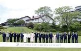 Le Premier ministre Nguyên Xuân Phuc au Sommet du G7 élargi