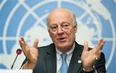 Syrie : l'émissaire de l'ONU à Moscou pour tenter de sauver la trêve