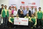 Des sportifs saïgonnais sponsorisés pour les prochains Jeux Olympiques