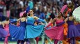 Du french cancan et David Guetta pour lancer l'Euro