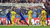 L'Euro débute par une victoire in extremis pour l'équipe de France