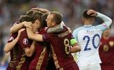 Euro-2016 : l'Angleterre se prend les pieds dans la Russie
